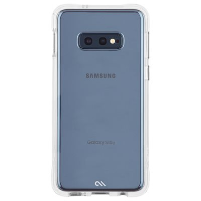Case-Mate Tough Case for Samsung Galaxy S10e, Clear