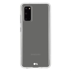 Case-Mate Tough Clear Case for Samsung Galaxy S20, Clear