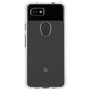 Case-Mate Tough Clear Case for Google Pixel 3a, Clear