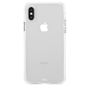 Case-Mate Tough Clear Case for iPhone X / Xs, Clear