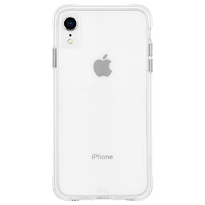 Case-Mate Tough Clear Case for iPhone XR, Clear