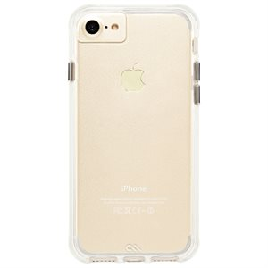Case-Mate Tough Clear Case for iPhone 6s / 7 / 8, Clear