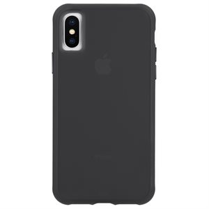 Case-Mate Tough Case for iPhone X / Xs, Matte Black