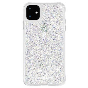 Case-Mate Twinkle Case for iPhone 11, Stardust