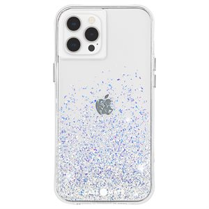 Case-Mate Twinkle Case for iPhone 12 Pro Max with Micropel - Ombre Stardust