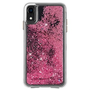 Case-Mate Waterall Case for iPhone XR, Rose Gold