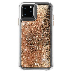 Case-Mate Waterfall Case for iPhone 11 Pro Max, Gold