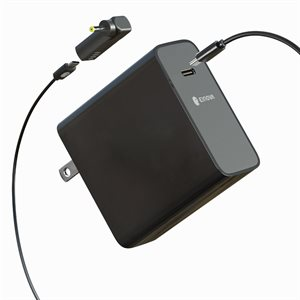 Einova 100W Universal Power Adapter - Black