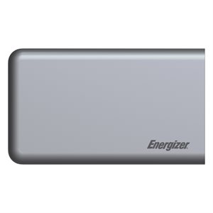 Energizer Powerbank 8000mAh MicroUSB to USB, Grey