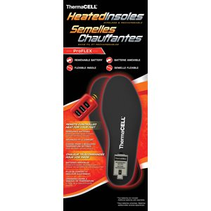 Thermacell Proflex Heated Insole Red - XX-Large