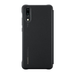 Huawei Smart View Flip Cover for P20, Black