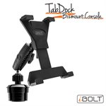 iBOLT TabDock Console Cup Holder Mount