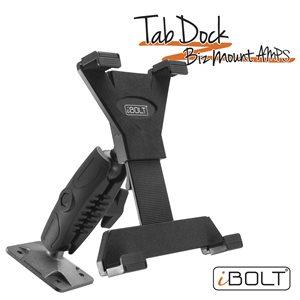 Support iBolt TabDock Bizmount AMP pour tablettes de 7 à 10 po.