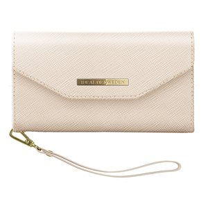 iDeal of Sweden Mayfair Clutch for Samsung Galaxy S10+, Beige