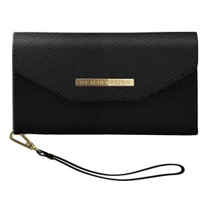 iDeal of Sweden Mayfair Clutch Case for iPhone X, Black