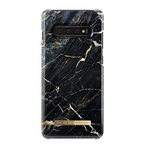 iDeal of Sweden Fashion Case Samsung Galaxy S10+, Port Laurent Marble