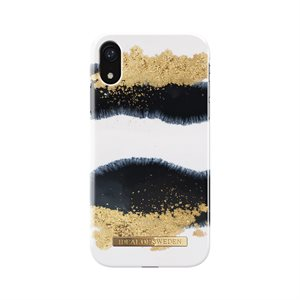iDeal of Sweden Fashion Case for iPhone XR, Gleaming Licorice