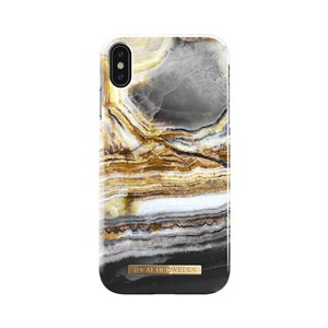 iDeal of Sweden Fashion Case for iPhone Xs Max, Outer Space Agate