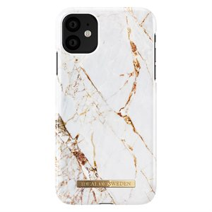 iDeal of Sweden Fashion Case for iPhone 11, Carrerra Gold