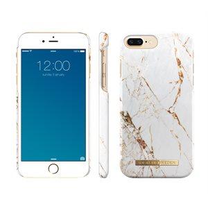 iDeal Fashion Case for iPhone 7 Plus / 8 Plus, Carerra Gold