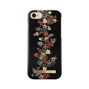 iDeal Fashion Case for iPhone 8 / 7 / 6s, Dark Floral