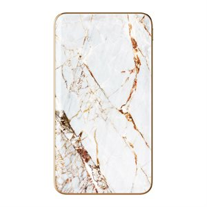 iDeal of Sweden Fashion Power Bank, Golden Carrara Gold