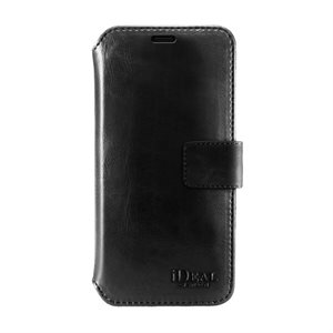 iDeal Stockholm Wallet for Samsung GS9 Plus, Black