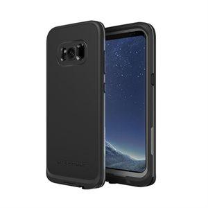 LifeProof FRÉ Case for Samsung Galaxy S8, Black / Grey