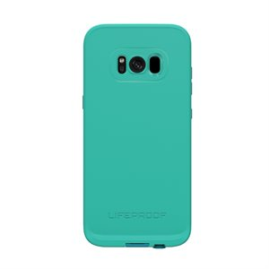 LifeProof FRÉ Case for Samsung Galaxy S8, Teal / Blue / Orange