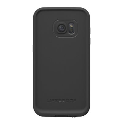 LifeProof FRÉ Case for Samsung Galaxy S7, Black