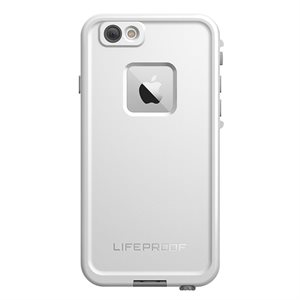 LifeProof FRÉ Case for iPhone 6 / 6S, Avalanche White
