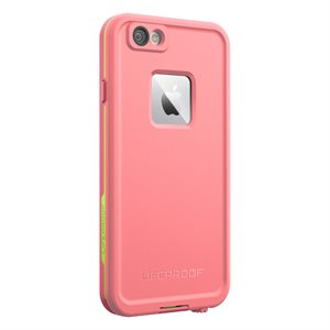 LifeProof FRÉ Case for iPhone 6 / 6S, Sunset Pink