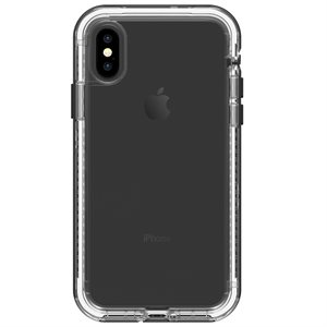 LifeProof Next Case for iPhone X, Black Crystal
