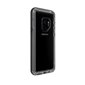Lifeproof NEXT Case for Samsung GS9, Black Crystal
