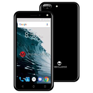 MaxWest Nitro 5N Phone Black