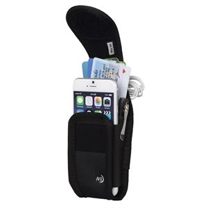 Nite Ize Clip Case Cargo™ Universal Holster Tall, Black