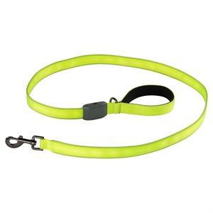Nite Ize NiteDog Rechargeable LED Leash - Lime Green