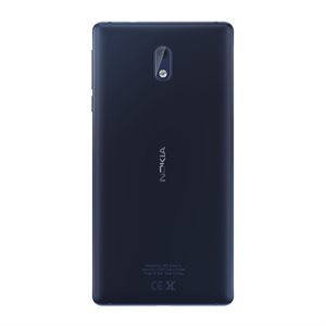 NOKIA 3 Tempered Blue Unlocked Smart Phone