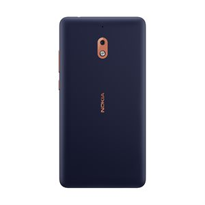Nokia 2.1 Smartphone, Blue / Copper