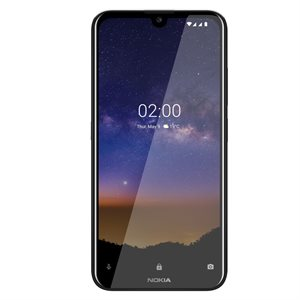 Nokia 2.2 Smartphone, Black