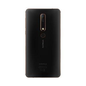 Nokia 6.1 Unlocked Smartphone, Black