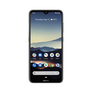 Nokia 7.2 Unlocked Smartphone 128 GB - Charcoal