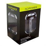 NUPOWER Portable Bluetooth Speaker - Black