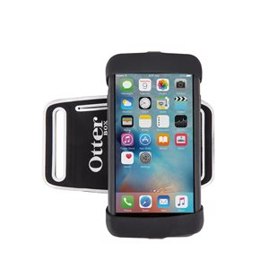 OtterBox Universal Running Armband with Silicone Flex Cradle