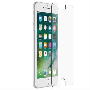OtterBox Alpha Glass Screen Protector for iPhone 7 Plus, Clear