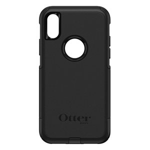 OtterBox Commuter iPhone Xs / X - Black