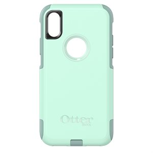 OtterBox Commuter Case for iPhone X / XS, Ocean Way