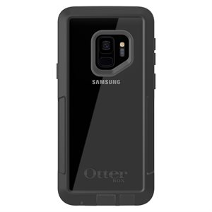 OtterBox Pursuit Case for Samsung GS9, Black / Clear