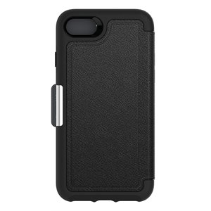 OtterBox Strada Case for iPhone 7 / 8, Onyx