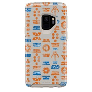 OtterBox Symmetry Case for Samsung Galaxy S9, Han Solo Pattern